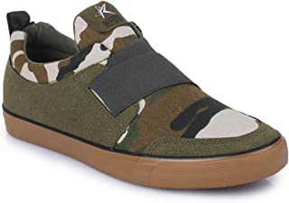 REFOAM Men's Army Sneakers