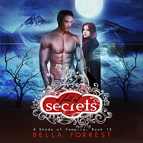 A Fall of Secrets audiobook cover art