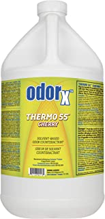 ODORx Thermo 55 Cherry Solvent-Based Odor Counteractant for Thermal Fogging, 1 Gal