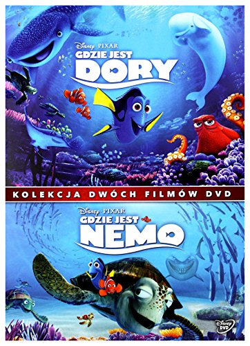 Finding Dory / Finding Nemo [2DVD] (IMPORT) (Keine deutsche Version)