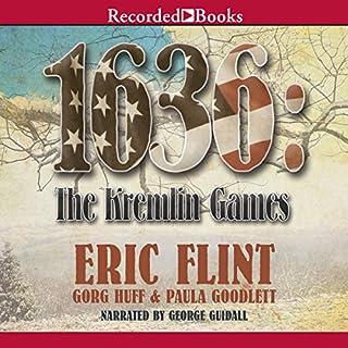1636: The Kremlin Games audiobook cover art