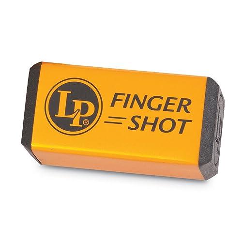 Latin Percussion LP442F Finger Shot Shaker NEW