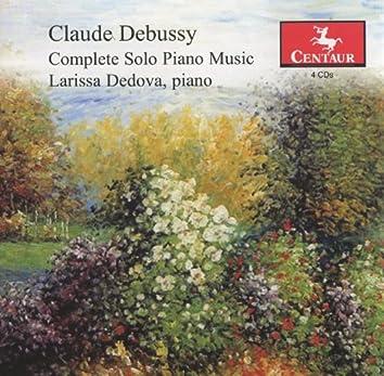 Debussy: Complete Solo Piano Music