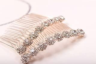 Best diamond hair comb Reviews