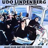 Songtexte von Udo Lindenberg - Alles klar auf der Andrea Doria