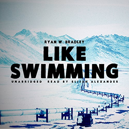 Like Swimming audiobook cover art