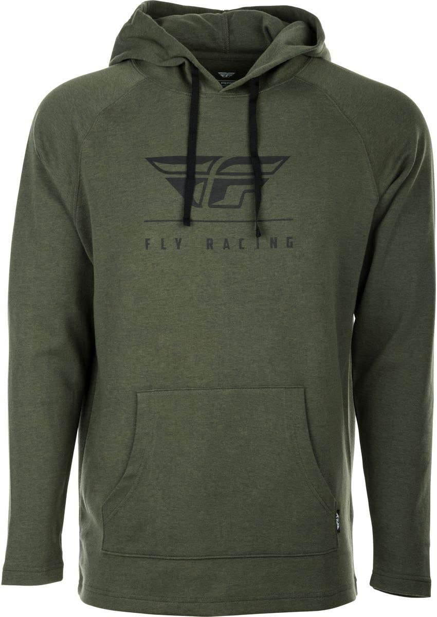 FLY CREST HOODIE