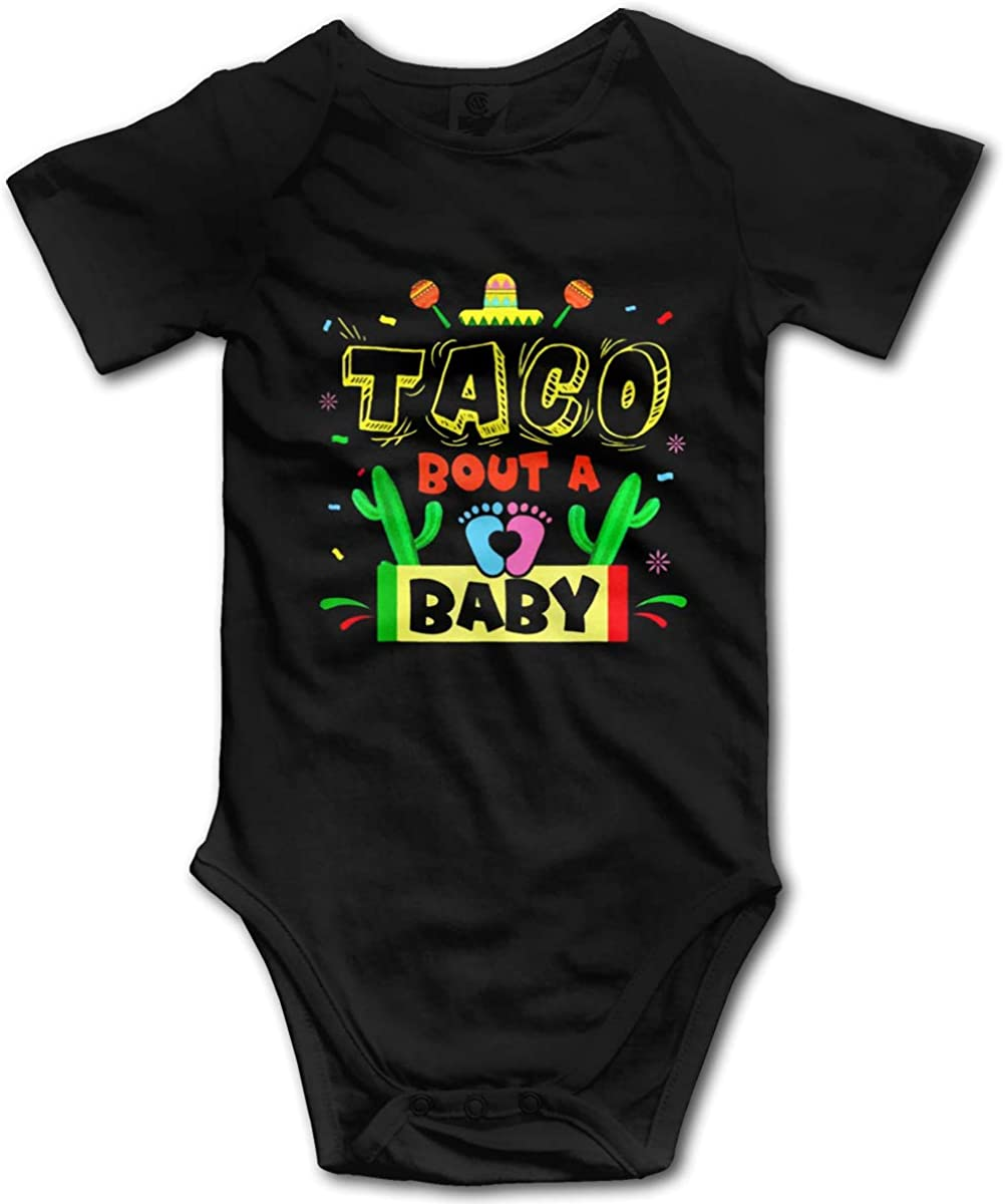 Taco Bout Cute - Mexican Funny Over item handling ☆ Creeper Infant Food Lover Max 87% OFF