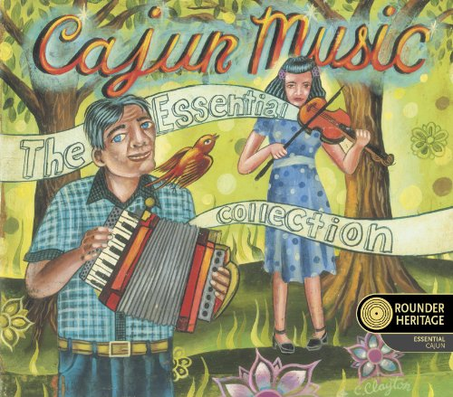 Cajun Music: The...