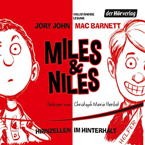 Hirnzellen im Hinterhalt     Miles & Niles 1              By:                                                                                                                                 Jory John,                                                                                        Mac Barnett                               Narrated by:                                                                                                                                 Christoph Maria Herbst                      Length: 3 hrs and 42 mins     Not rated yet     Overall 0.0
