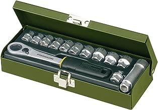 PROXXON 3//8/pollici esagono incassato inserto 9/MMIT 50/mm di lunghezza 1/pezzi 23577
