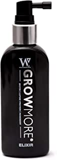 Best Hair Growth Serum - Watermans Grow More Elixir of Hair 100ml - Hair Growth & Hair Thickening Leave In Topical Scalp Treatment (Scalp Only)