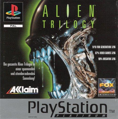Alien Trilogy [Platinum]