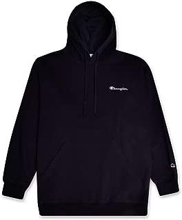Big and Tall Mens Cotton Fleece Pullover Hoodie Sweatshirt