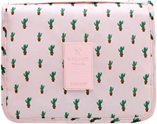Succulents And Roses Pattern Canvas Coin Purse Assorted Change Cash Bag With Zip
