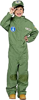 Air Force Jumpsuit Costume - Small