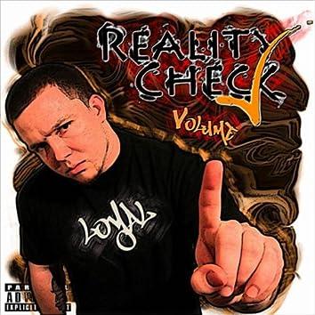 Reality Check, Vol. 1