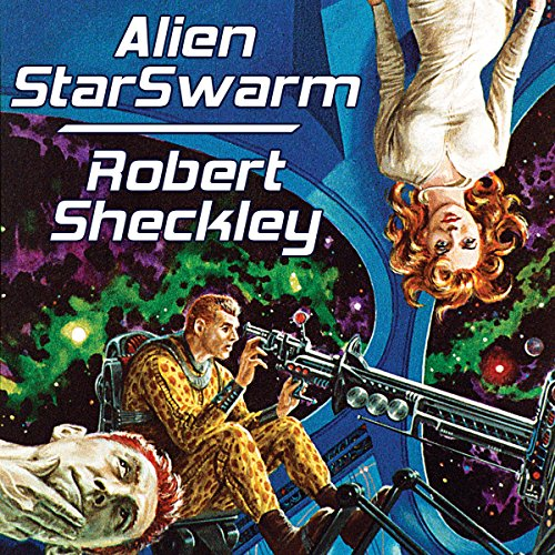 Alien StarSwarm audiobook cover art