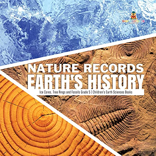 Nature Records Earth's History cover art