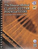 Shearer Method Classic Guitar Foundations [DVD] [Import]