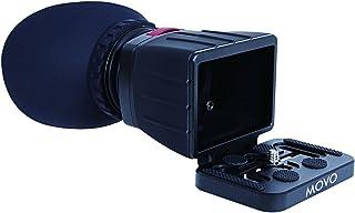 Visor para Vídeo Compatible con Pantalla LCD 3X Universal Movo Photo VF30-V2 para cámaras DSLR Canon EOS Nikon Sony Alpha Olympus & Pentax