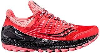 ec1589f11427 Saucony Xodus ISO 3 Rouge Noir Femme S10449-36
