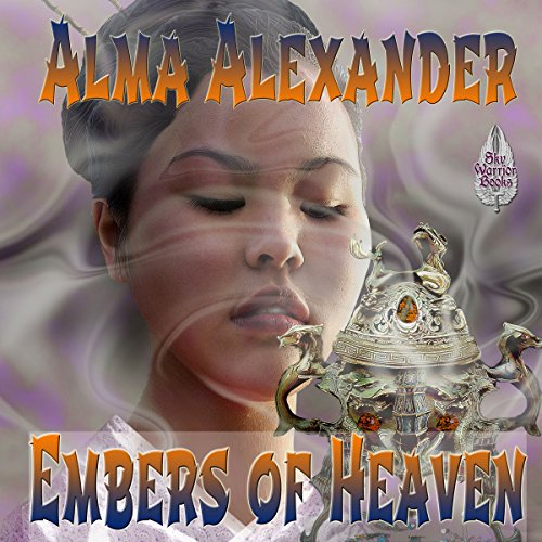 Embers of Heaven audiobook cover art