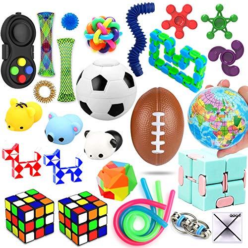 28 Pack Sensory Toys Set