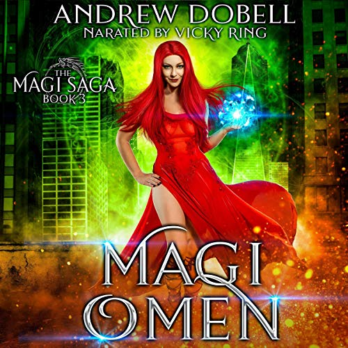 Magi Omen  By  cover art