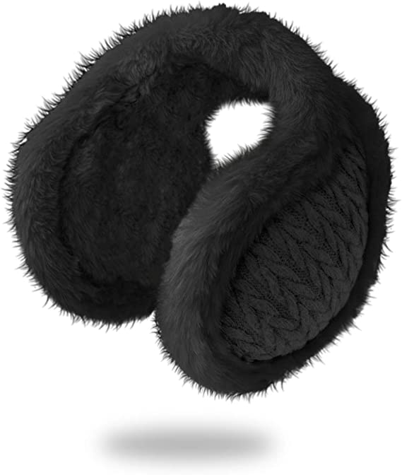 Foldable Soft Ear Muffs