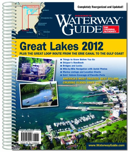 Dozier's Waterway Guide Great Lakes 2012