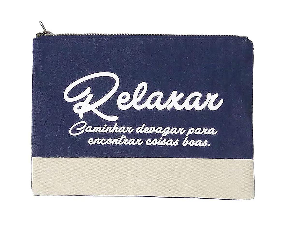 収束のスコアかんがいリラクシャー(Relaxar) クラッチバッグ DPZ-RX101 IND F
