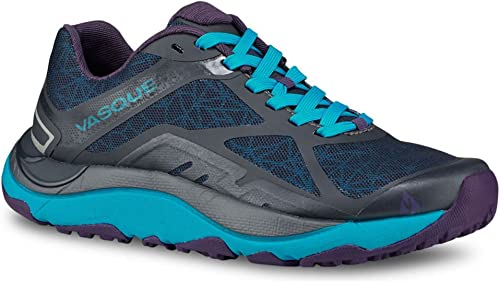 Vasque Trailbender II Trail Running chaussures - Wohommes, Ebony bleubird, 6.5