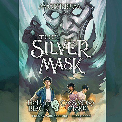 Couverture de The Silver Mask
