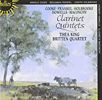 English Clarinet Quintets by Dame Thea King (2003-04-14)