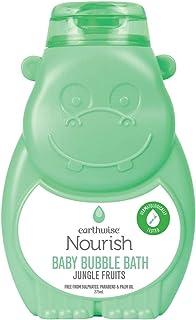 3 Pack of Earthwise Bubble Bath 275ml