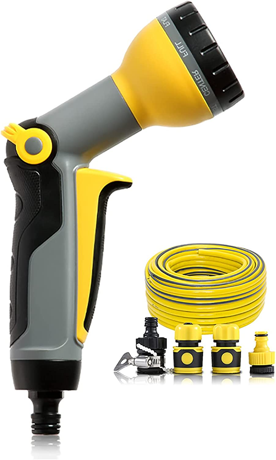 DLGF Garden Hose Max Discount mail order 88% OFF Nozzle All Standar Fits Pattern