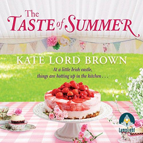 The Taste of Summer audiobook cover art