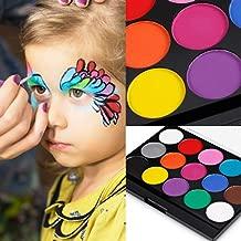 FiedFikt 15 Kleuren Partij Cosplay Pigment Gezicht...