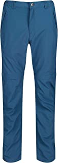 Regatta Mens Leesville Zip Off Trousers RRP £40