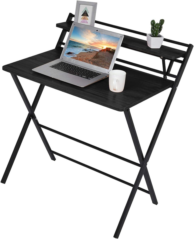 XIANGMIHU Laptop Table Max 77% OFF Balck Student Teens Desks Manufacturer OFFicial shop Desk Lapt