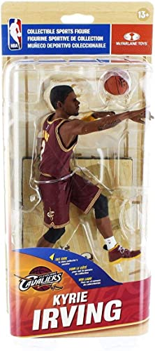 más descuento NBA Cleveland Cavaliers S29 Collectible Figure    Kyrie Irving (rojo Uniform Chase)  muy popular