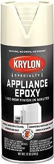 Krylon K03207000 Appliance Epoxy, Bisque, Gloss, 12 Ounce