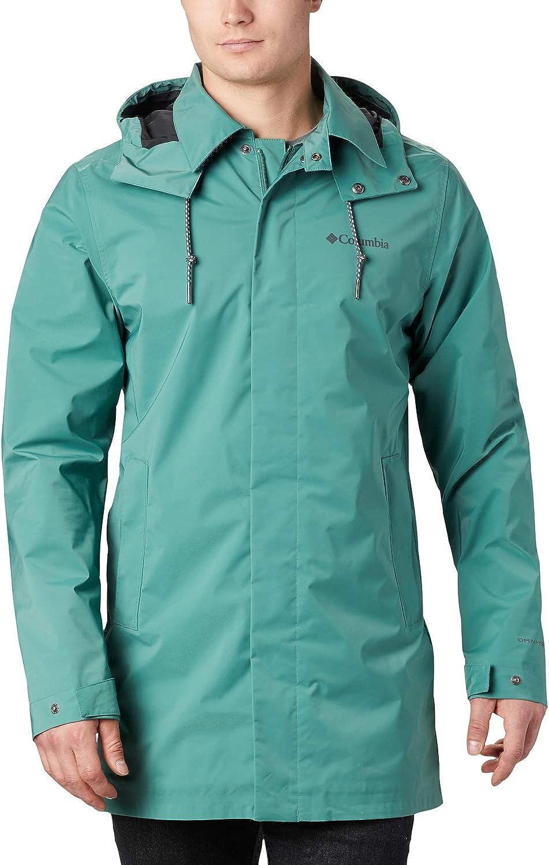 Columbia Men's East Park Mackintosh Jacket