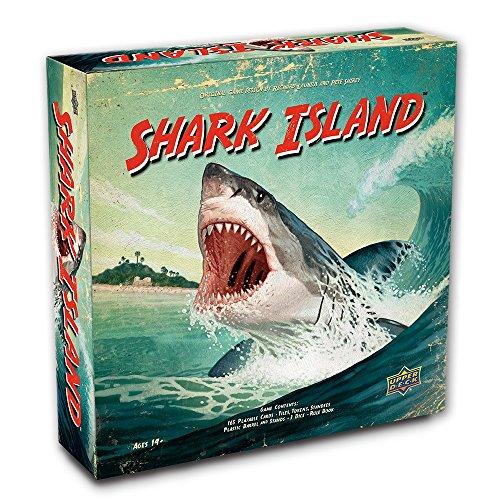 Shark Island - English