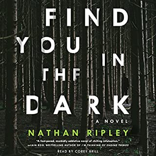 Find You in the Dark cover art
