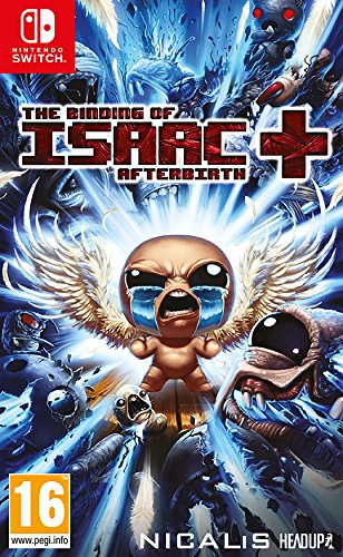 The Binding Of Isaac: Afterbirth+ pour Nintendo Switch