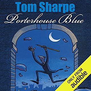 Porterhouse Blue audiobook cover art