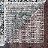 2 alfombras antideslizantes Jsdoin antideslizantes para todos los tipos de pisos, incluyendo madera laminada, superficie dura, suelos de mármol