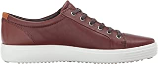 ECCO Men's Soft 7 Perforated Tie Fashion Sneaker